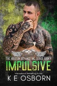 Impulsive by K. E. Osborn