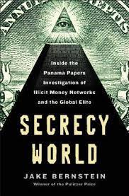 Secrecy World by Jake Bernstein
