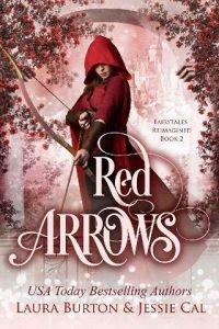 Red Arrows by Laura Burton