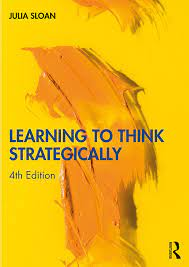 Learning to Think Strategically by Julia Sloan