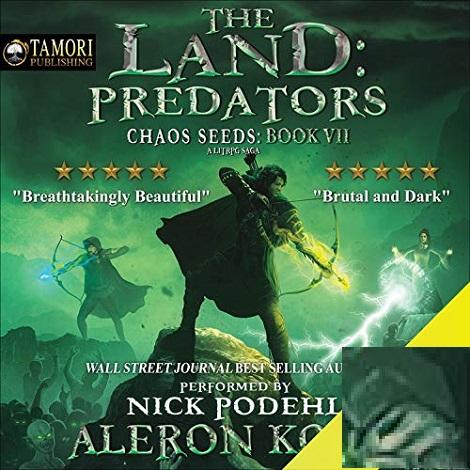 Predators by Aleron Kong