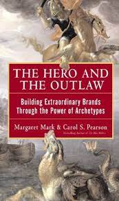 The Hero and the Outlaw by Margaret Mark