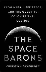 The Space Barons by Christian Davenport