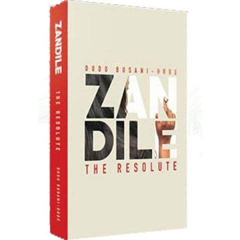 Zandile the Resolute by Dudu Busani Dube