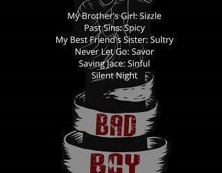 BAD BOY ROCKERS BOX SET BY LEXI BUCHANAN