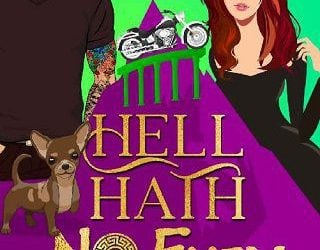 HELL HATH NO FURY BY KERRI KEBERLY