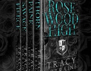 ROSEWOOD HIGH #1-4 BY TRACY LORRAINE