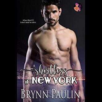 Shirtless in New York by Brynn Paulin
