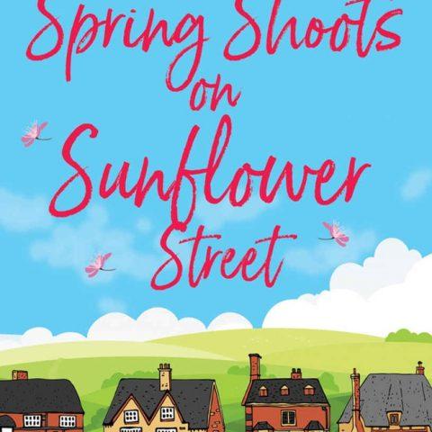 Spring Shoot Sunflower Street by rachel griffiths