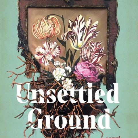 Unsettled Ground by Cassandra Tate amazon
