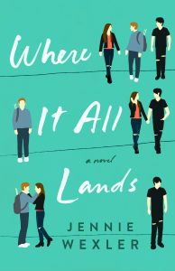 Where It All Lands by Jennie Wexler