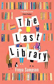 The Last Library by Freya Sampson