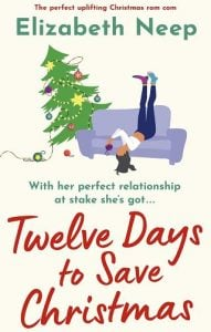 Twelve Days to Save Christmas by Elizabeth Neep